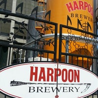 Снимок сделан в Harpoon Brewery пользователем Alex C. 5/31/2013