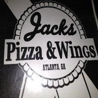9/15/2012 tarihinde Krystle P.ziyaretçi tarafından Jack's Pizza & Wings'de çekilen fotoğraf