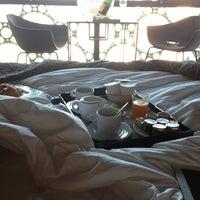 Das Foto wurde bei Cava & Hotel Mastinell von Tatiana U. am 7/28/2013 aufgenommen