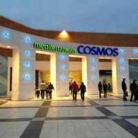 11/17/2012 tarihinde Dimitris K.ziyaretçi tarafından Mediterranean Cosmos'de çekilen fotoğraf