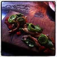 Foto tomada en Moxy American Tapas Restaurant por Steve N. el 5/24/2013