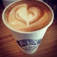 Foto tirada no(a) Fix Café por Pam M. em 4/10/2014