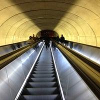 Снимок сделан в Dupont Circle пользователем Justin L. 1/4/2013