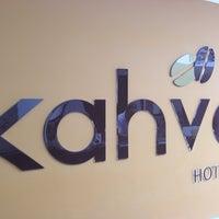 Das Foto wurde bei Hotel Kahvé von César P. am 2/6/2014 aufgenommen