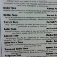 Foto tirada no(a) Taco Fusion por Amy M. em 2/14/2013