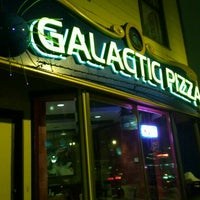 Photo prise au Galactic Pizza par David K. le3/10/2013