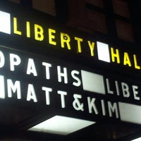 Foto scattata a Liberty Hall da greg b. il 11/4/2012