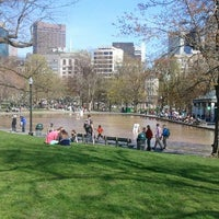 Foto scattata a Boston Common da greg b. il 4/27/2013