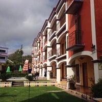 Foto tomada en La Casona Tequisquiapan Hotel & Spa por Phil L. el 12/26/2013