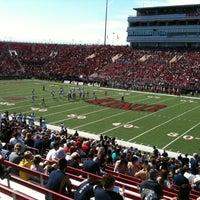 Photo prise au Sam Boyd Stadium par Jeff B. le10/13/2012
