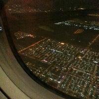 Снимок сделан в Lufthansa Flight LH 627 пользователем Abdullah N. 8/23/2014