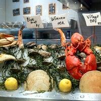 10/10/2012にPurple P.がRick Moonen RM Seafoodで撮った写真