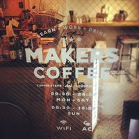 Foto scattata a MAKERS COFFEE da つか な. il 7/19/2013