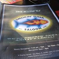 รูปภาพถ่ายที่ Smokin' Tuna Saloon โดย Krista F. เมื่อ 11/23/2012