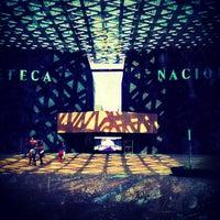 Foto tomada en Cineteca Nacional por Ponch V. el 2/5/2013