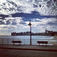 12/15/2012 tarihinde Davor R.ziyaretçi tarafından Santa Cruz Beach Boardwalk'de çekilen fotoğraf