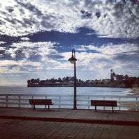 Foto scattata a Santa Cruz Beach Boardwalk da Davor R. il 12/15/2012