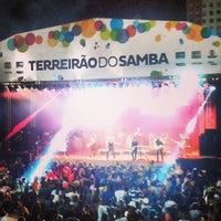 Foto tirada no(a) Terreirão do Samba por Fernanda L. em 3/1/2014