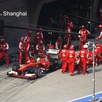 Das Foto wurde bei Shanghai International Circuit von Torres Y. am 4/21/2013 aufgenommen