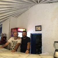 7/9/2016 tarihinde Kıvanç E.ziyaretçi tarafından Chardaq Beach Bar Cafe Özdere'de çekilen fotoğraf