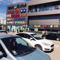 5/21/2016 tarihinde Cevher K.ziyaretçi tarafından Van AVM'de çekilen fotoğraf