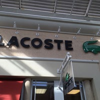 44e84fa71 ... Photo taken at Lacoste Outlet by Carlos Edmur L. on 12 27 2014 ...