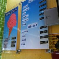 Foto tirada no(a) Helados QBE por David Q. em 10/6/2012