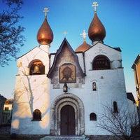 4/12/2013 tarihinde Selipoleteliziyaretçi tarafından Marfo-Mariinsky Convent'de çekilen fotoğraf