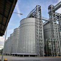 Malayan Flour Mills Berhad Building In Lumut