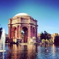 Foto scattata a Palace of Fine Arts da Brett M. il 12/19/2012