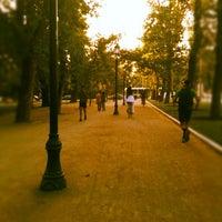 Das Foto wurde bei Parque Forestal von Sergio DjSextoy Z. am 11/21/2012 aufgenommen