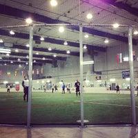 12/30/2012 tarihinde Nox A.ziyaretçi tarafından Las Vegas Indoor Soccer Park'de çekilen fotoğraf