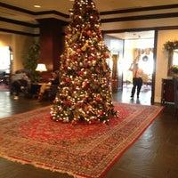 Foto tirada no(a) Washington Duke Inn & Golf Club por Lissa K. em 12/1/2012
