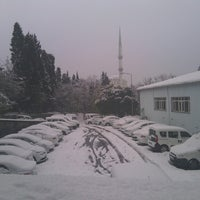 Снимок сделан в Boğaziçi Elektrik Dağıtım A.Ş пользователем Baris C. 12/12/2013