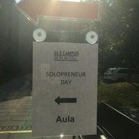 Das Foto wurde bei GLS Campus Berlin von Britta F. am 9/9/2016 aufgenommen