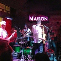 รูปภาพถ่ายที่ Maison โดย Maison เมื่อ 5/25/2013