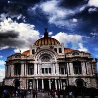 6/3/2013にJorge Alberto T.がベジャス・アルテス宮殿で撮った写真