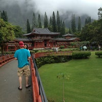 Photo taken at Valley of the Temples by Roy M. on 3/11/2013