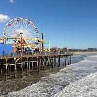 Foto tomada en Santa Monica State Beach por Lucas M. el 12/27/2012