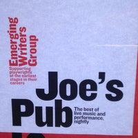 Foto tomada en Joe's Pub at The Public por Marco A B C. el 10/25/2012