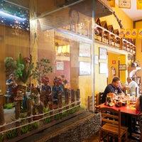 Das Foto wurde bei Barnabé Restaurante e Cachaçaria von Barnabé Restaurante e Cachaçaria am 2/9/2015 aufgenommen