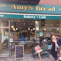 7/2/2013にCyril M.がAmy's Breadで撮った写真