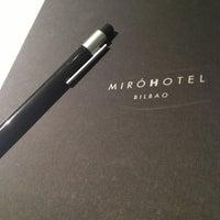 Photo prise au Hotel Miró par montse p. le3/4/2013