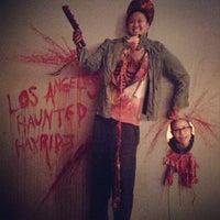 Das Foto wurde bei Los Angeles Haunted Hayride von Kristin E. am 10/22/2012 aufgenommen