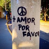 Das Foto wurde bei Praça Monteiro dos Santos von Renan C. am 6/23/2014 aufgenommen