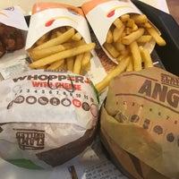 Foto scattata a Burger King da Rodessa B. il 12/16/2017