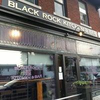 Снимок сделан в Black Rock Kitchen & Bar пользователем Nancy S. 7/3/2013