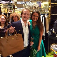 3090bd85d051 ... Photo taken at Tory Burch by Vincent F. on 10 30 2013