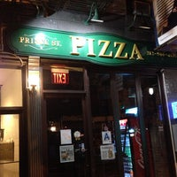 Das Foto wurde bei Prince St. Pizza von Paulie G. am 6/27/2013 aufgenommen