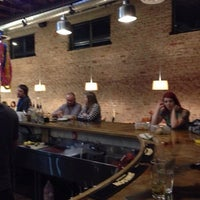 Photo taken at Mother Bunch Brewing by ??Andrew K. on 10/28/2014